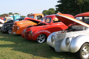Photo of classic cars