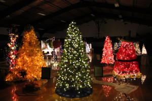 Photo Courtesy or New Baden Festival of Trees