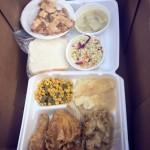 chicken dinner-St. George's