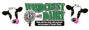 Logo courtesy of Windcrest Dairy